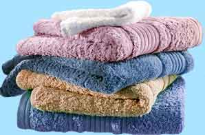 used acoustic towels